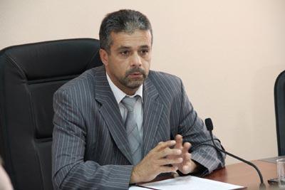 Вадим Жерздев проведет встречу с населением в поселке Правда