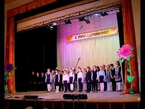 День учителя в Сокольниках