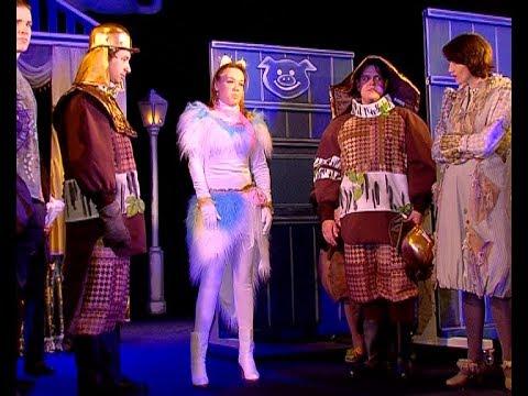 Новая сказка в Новомосковском драмтеатре