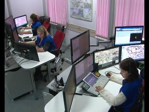 Городская служба ЕДДС получила новое оборудование