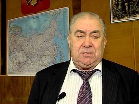 Авторская передача Елены Смазновой «Откровенный разговор» с Ю.Д. Земляковым