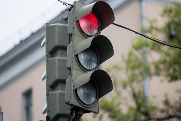 Отключение светофора