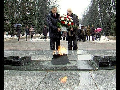 День освобождения Сталиногорска