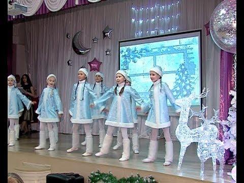 Рождественский благотворительный вечер в ЦО №23
