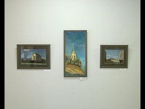 Необычная выставка