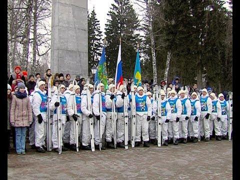 Тульские десантники в Новомосковске. Часть1