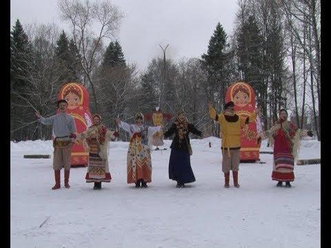 Масленица в Новомосковске
