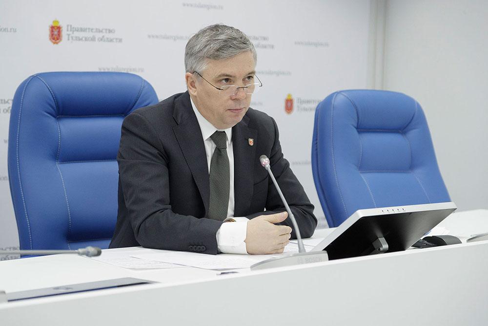 Андрей Третьяков рассказал о главных проектах в сфере здравоохранения
