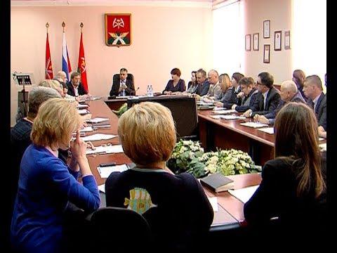Заседание оргкомитета по выборам Президента РФ