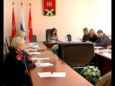 В администрации обсудили вопросы отдыха и занятости детей