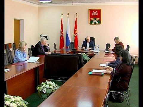 В администрации состоялось заседание антинаркотической комиссии