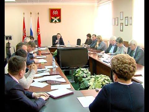 В администрации состоялось заседание Собрания депутатов