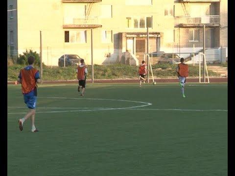 Футбольный матч «В спорте все равны»