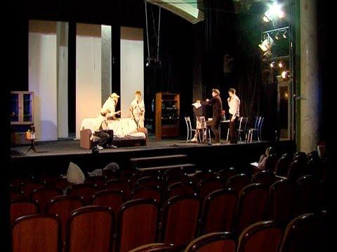 Театральная лаборатория по современной драматургии