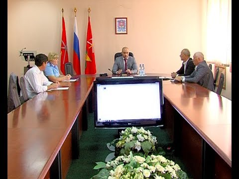 В администрации обсудили вопросы экологии