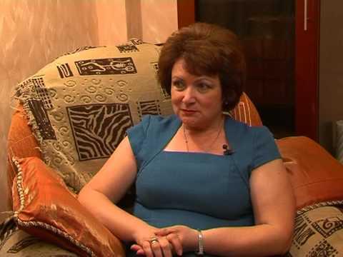 Авторская передача Елены Смазновой «Откровенный разговор» с Т.С.Лаухиной