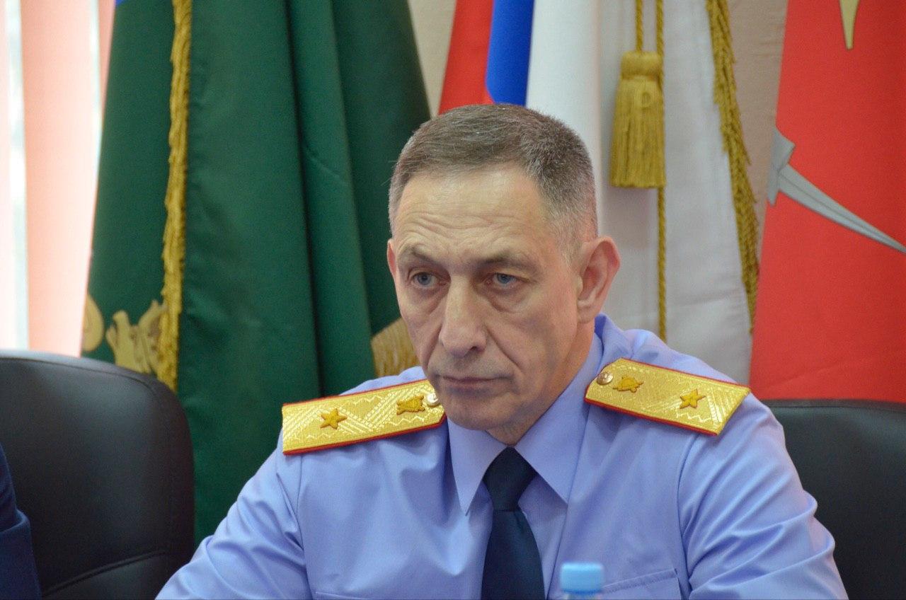 Руководитель следственного управления А.Ю. Стариков проведет личный прием граждан в г.Новомосковск