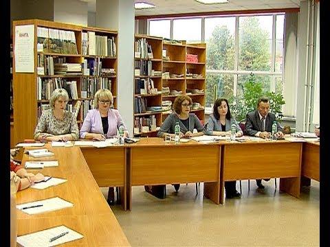 Встреча Наталии Зыковой с новомосковскими родителями