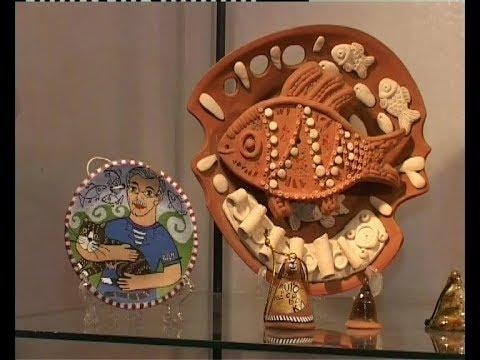 Выставки в Новомосковском археологическом музее