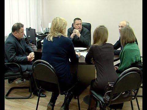 Представители «Экологической защиты» посетили «Оргсинез»