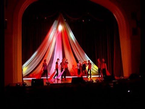 Антинаркотическая постановка «Выход из лабиринта»