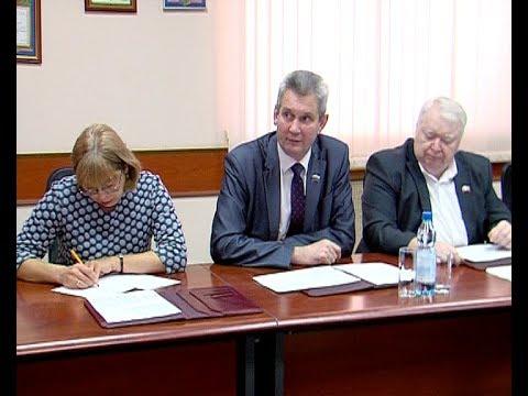 Депутат Собрания депутатов Г.Зиборов