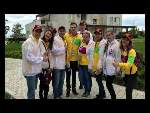 Впечатления о XlX Всемирном фестивале молодежи и студентов