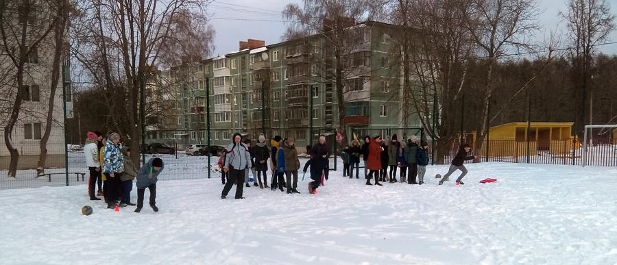 """1 февраля: приглашаем на праздник """"26 квартал - Выходи гулять!"""""""