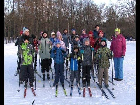 Анонс «Лыжня России 2018»