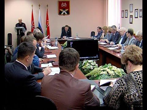 Отчет о работе отдела МВД по Новомосковску за 2017 год