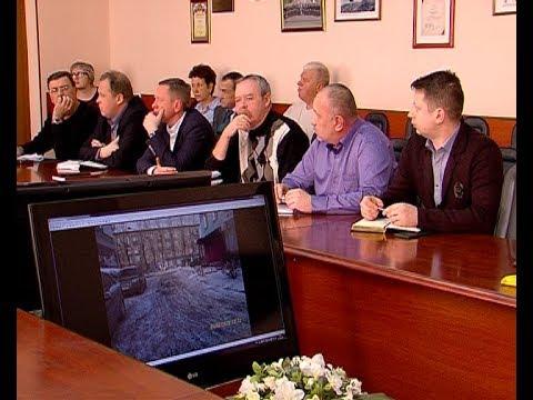 Встреча главы администрации с руководителями УК