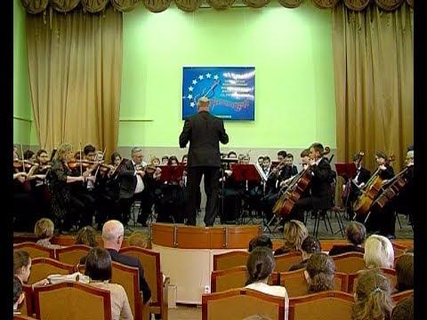 Концерт скрипачей