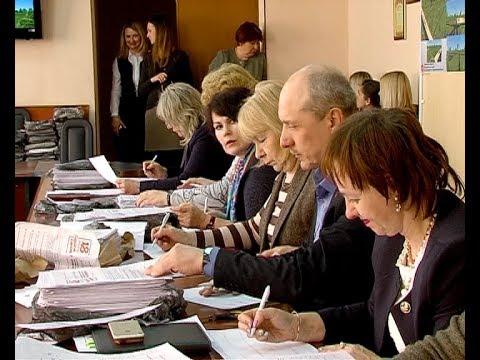 Подсчет голосов по выбору объектов благоустройства