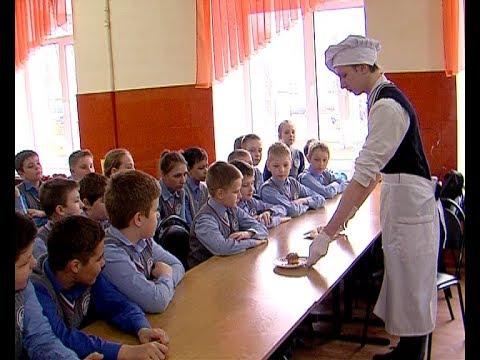 Кулинарный мастер-класс в 25 школе
