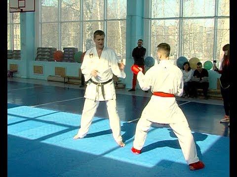 Мастер-класс по карате
