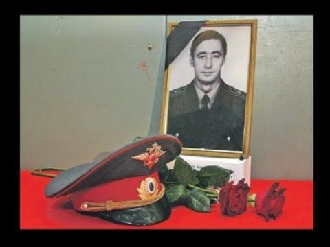 В Сокольниках почтили память участкового Сергея Пискова