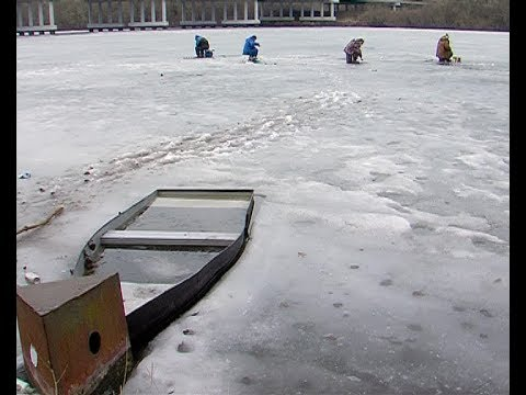 ГИМС МЧС России предупреждает: выход на лед опасен