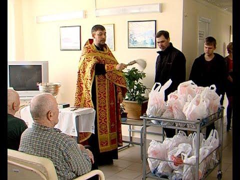 Анатолий Пророков посетил Сестринский уход в селе Гремячее