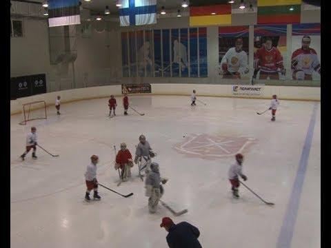 Анонс Хоккейного турнира на кубок главы администрации