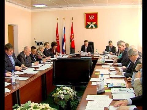 Заседание Собрания депутатов.