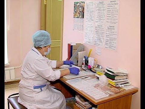 Неделя иммунизации в Новомосковске