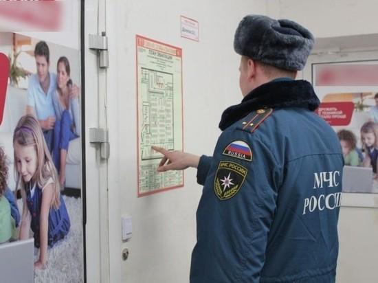 Новомосковская прокуратура нашла нарушения пожарной безопасности в местах массового пребывания людей