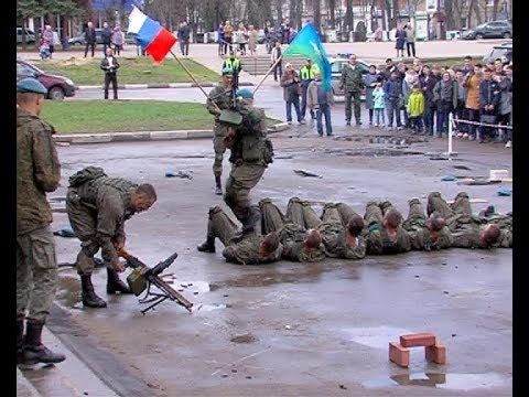 100-летие со дня своего основания отметили Российские военкоматы