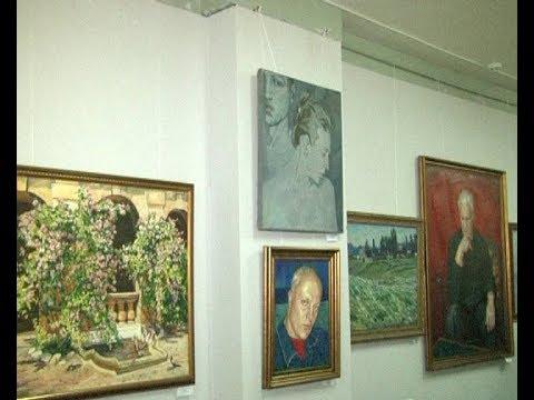 Выставка художника Петра Стронского «Добрый ангел мира»