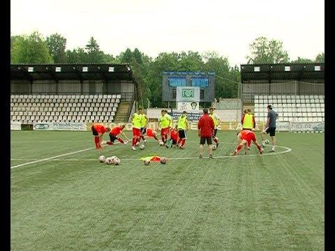 Подготовка к очередному футбольному сезону