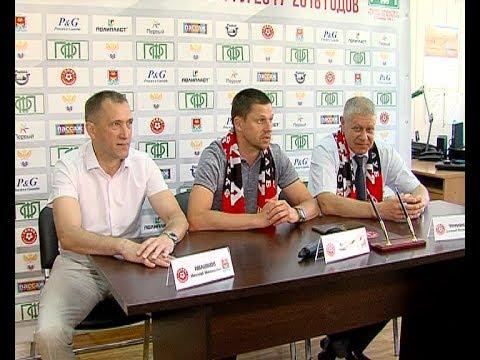 Новый тренер для ФК «Химик»