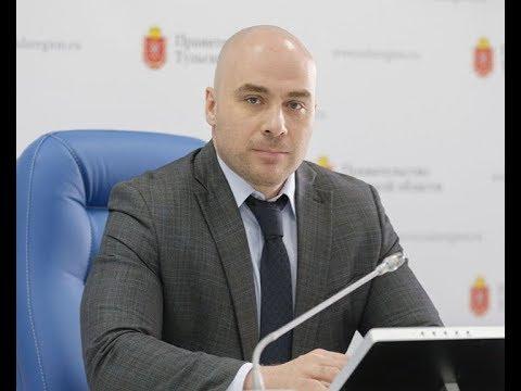Алексея Бирюлина назначили исполнять обязанности главы администрации