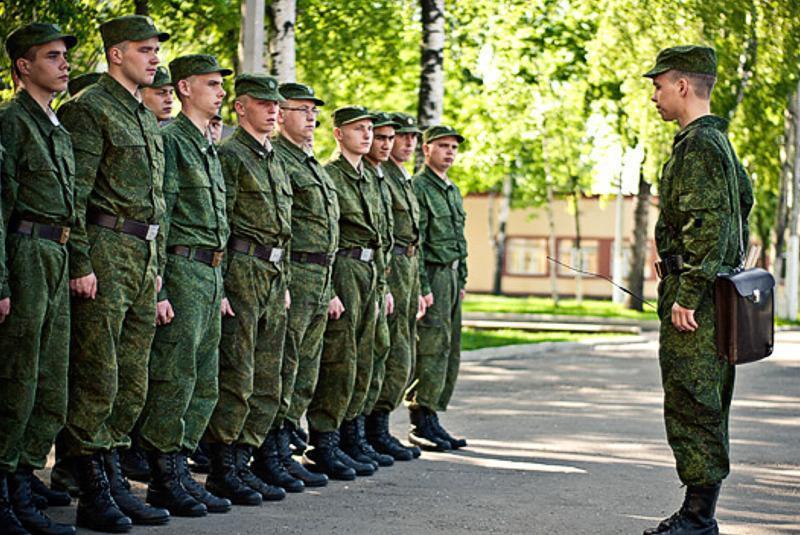 В России изменят правила призыва на службу в армии