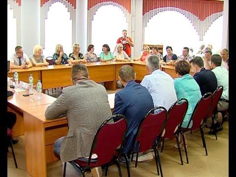 Круглый стол участников Общественно-политического движения «За Новомосковск!»