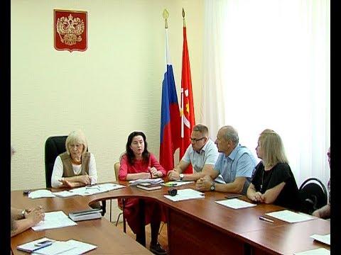 О мерах поддержки добровольчества в Новомосковске